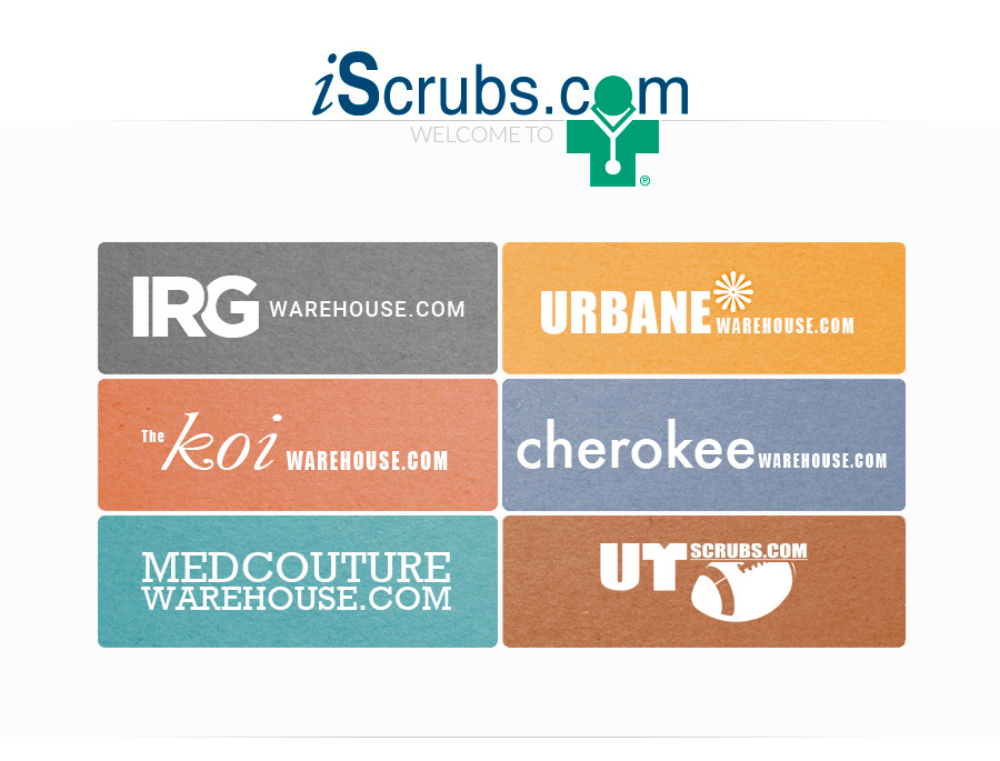 Scrubs from Urbane, Cherokee, KOI Scrubs, and Medcouture